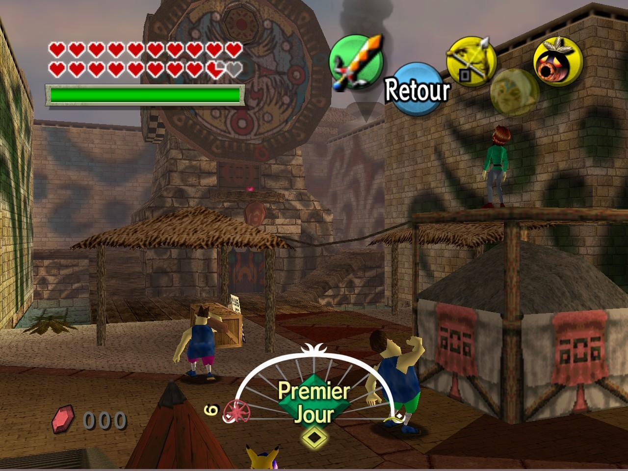 Pack] Zelda Majora's Mask - Real Version (par Djipi)