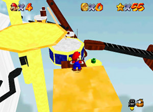 Emulation64 fr > download > [Patch] Super Mario 64 - Star